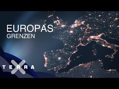 Wo Liegen Die Wahren Grenzen Europas?