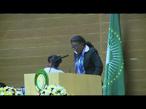 Vera Songwe,  Executive Secretary of the UNECA