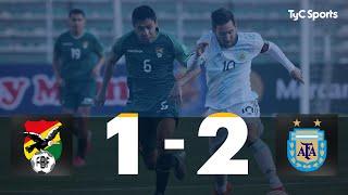Bolivia 1 vs. 2 Argentina | Eliminatorias a Qatar 2022 - Fecha 2