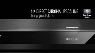 Panasonic 4K Blu-ray DP-UB820 (ENG)