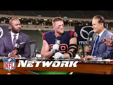 "J.J. Watt ""A Win Goes A Long Way"" 