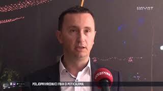 VJETAR U HERCEGOVINI  OTPUHAO I STABLA, UZROKOVAO VELIKE ŠTETE (23 02 2019)