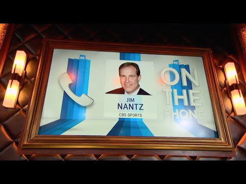 Jim Nantz of CBS Sports Reacts to College Players Leaving Early for The NBA - 4/22/15