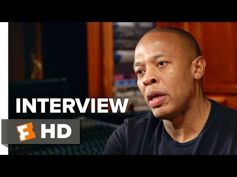 Straight Outta Compton Interview - Dr. Dre (2015) – Drama Movie HD