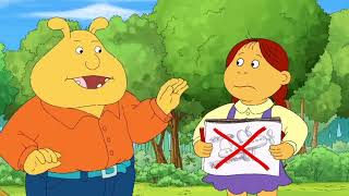Arthur Season 22 Episode 4 Muffy's Car Champaign