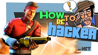TF2: How to be a hacker [Voice Chat/FUN]