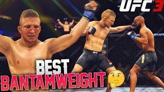 T J Dillashaw Is A DOG Dillashaw The Best Bantamweight EA Sports UFC 3 Online Gameplay