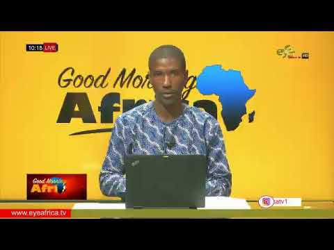 GOOD MORNING AFRICA 21st JANUARY 2021