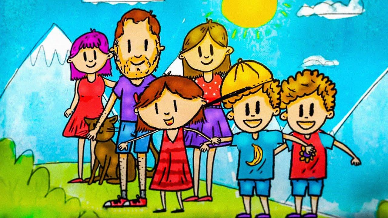 Dziecięce Przeboje - Jedziemy na Wakcje / Piosenki dla dzieci