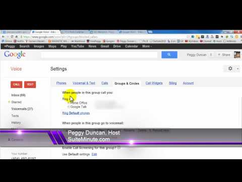 How to Block UNKNOWN Callers in Google Voice (with video)