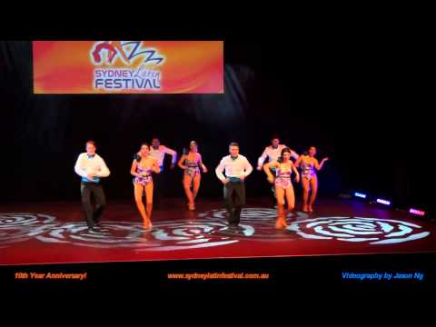SLF 2014 - Sunday Evening - Melbourne Dance Hub
