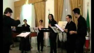 Claudio Monteverdi Lamento di Arianna: IV. Ahi, ch