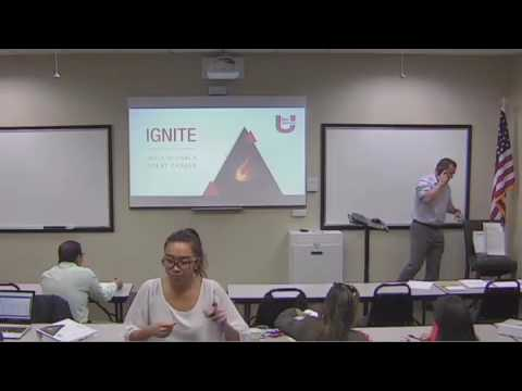 Ignite: Win the Seller with Daniel Beer  January 16, 2017.