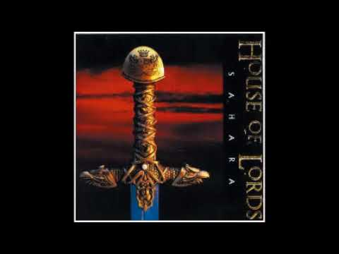 House Of Lords - Sahara  (1990) Full Album