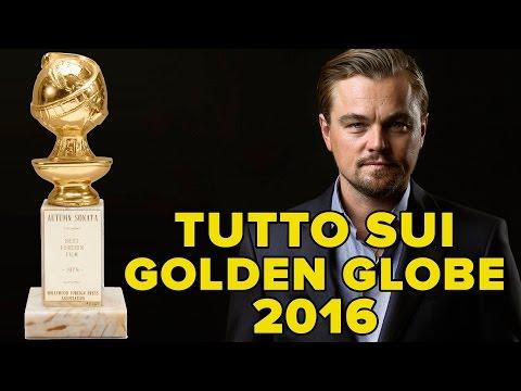 Golden Globe 2016 - Parte la corsa all'Oscar - Nomination e favoriti!