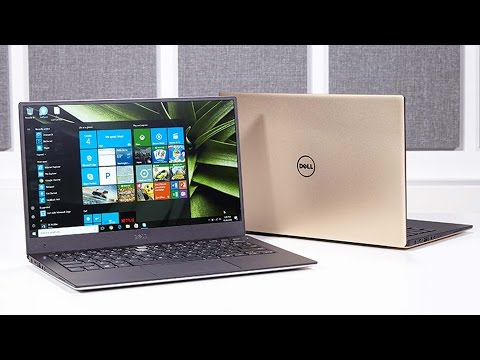 NEW Dell XPS 13 (Kaby Lake): 2016 Review and Battery Life Benchmarks