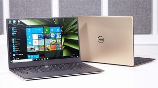 new dell xps 13 kaby lake 2016 review and battery life benchmarks