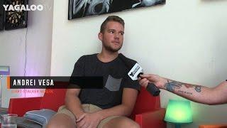 """Andrei Vesa im Interview zu """"Downtown"""" bei Yagaloo.TV"""