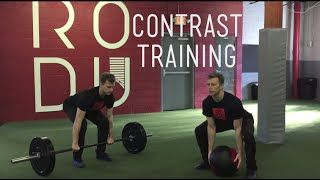Get More Out of Your Workouts with Contrast Training | Rodu