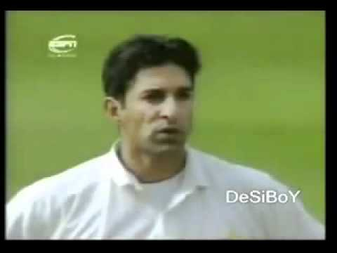 Ball of the Century by Wasim Akram - Must Watch