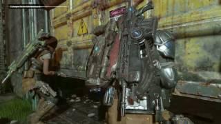 Gears of War 4 Akt 4 Kapitel 5 STURMWARNUNG