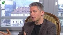 Caspar Hirschi: «Verstehen, was Digitalisierung bedeutet»