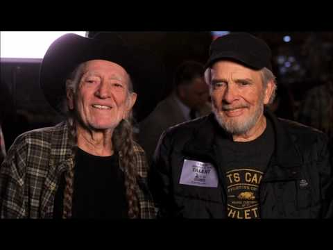 Willie Nelson & Merle Haggard Live This Long