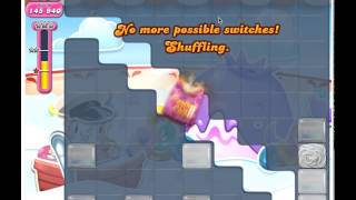 Candy Crush Level 617 ★ no boosters