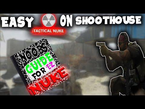How To Get A NUKE On SHOOTHOUSE! Call Of Duty Modern Warfare