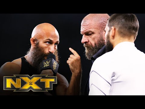 Triple H gives Ciampa and Gargano one last match: WWE NXT, March 25, 2020