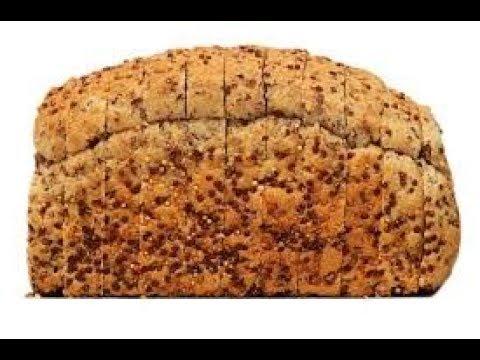 Gluten Free Vegan Quinoa Chia Seed Bread