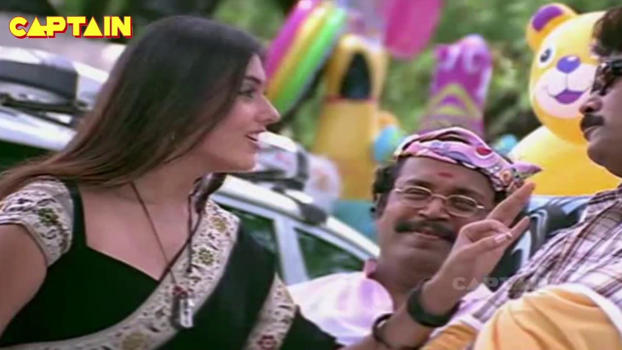 #Sundar C #Namitha - Non - Stop Comedy Scene From Hindi Dubbed