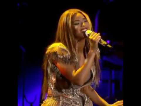 Beyonce Dangerously in love - live #Diva