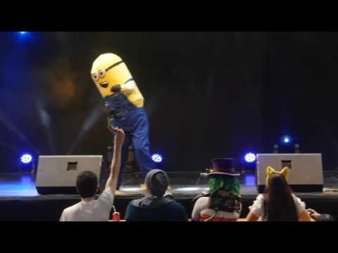 related image - Festival Mangalaxy 2016 - Concours Cosplay Samedi - 16 - Moi Moche et Méchant - Minion
