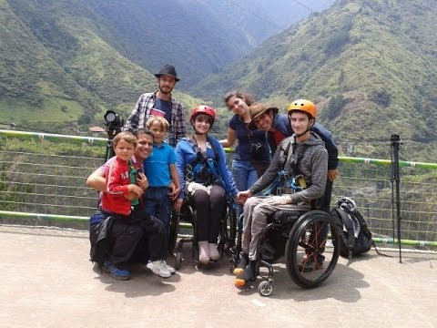wheelchairtraveling.com presents: Accessibility of Travel in Ecuador by Wheelchair