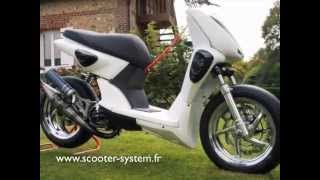 Top 100 des scooters et motos 50cc Tuning