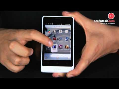 Celular Sony Xperia Go (ST27i)