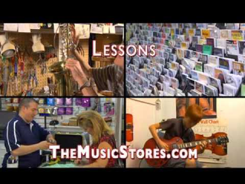 The Music Stores