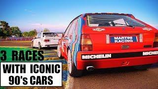 GT Sport - Racing in the 90's