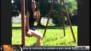 TVC La Tarde- Desaparece joven universitaria en Santa Rosa de Copán