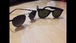 Unboxing of sunglasses Lenskart Polarized BUY 1 GET 1