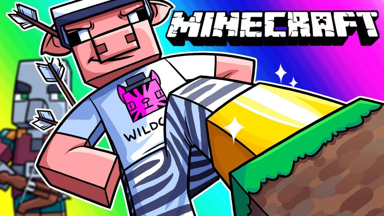 Minecraft Funny Moments - Das schwerste Spiel, das ich je gespielt habe! + video