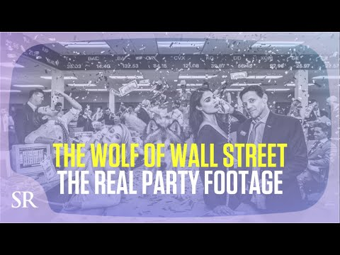 Jordan Belfort - The Wolf of Wall St: Raw Footage