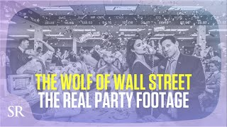 Jordan Belfort - The Wolf of Wall St: Raw Footage