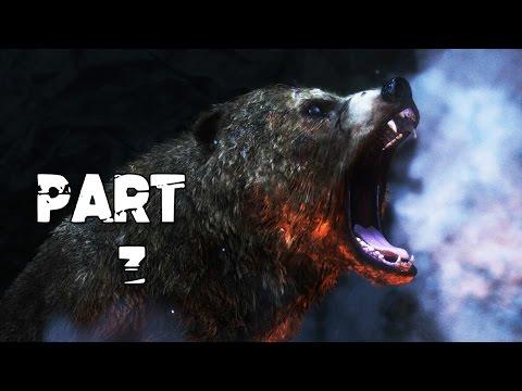 Rise of the Tomb Raider - Tập 3: Gấu tấn công