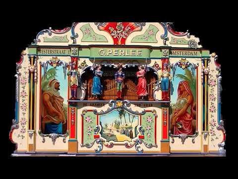 """J.S. Bach -Toccata & Fugue In D-minor - Draaiorgel """"De Arabier"""""""