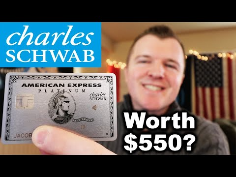 Charles Schwab Platinum Card UNBOXING + Review