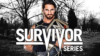 "WWE 2k15 Universe Mode: #45 ""Survivor Series PPV"""