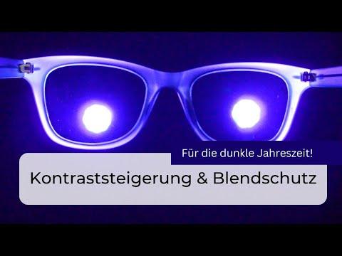 Eagle Eyes Brillengläser: Kontraststeigerung und Blendschutz!