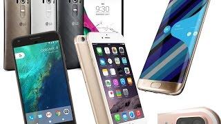 Cele Mai Bune Telefoane Din Lume 2016 – Top 10 CALITATE-PRET